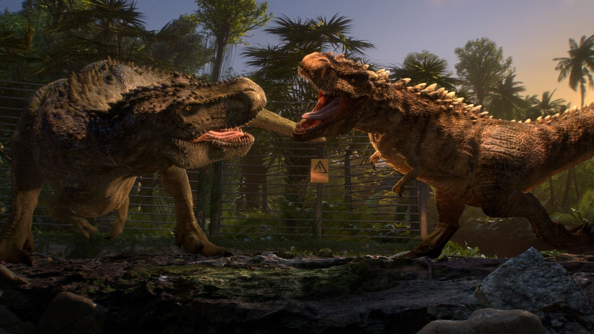 Jurassic Island Immersive Superflume Media