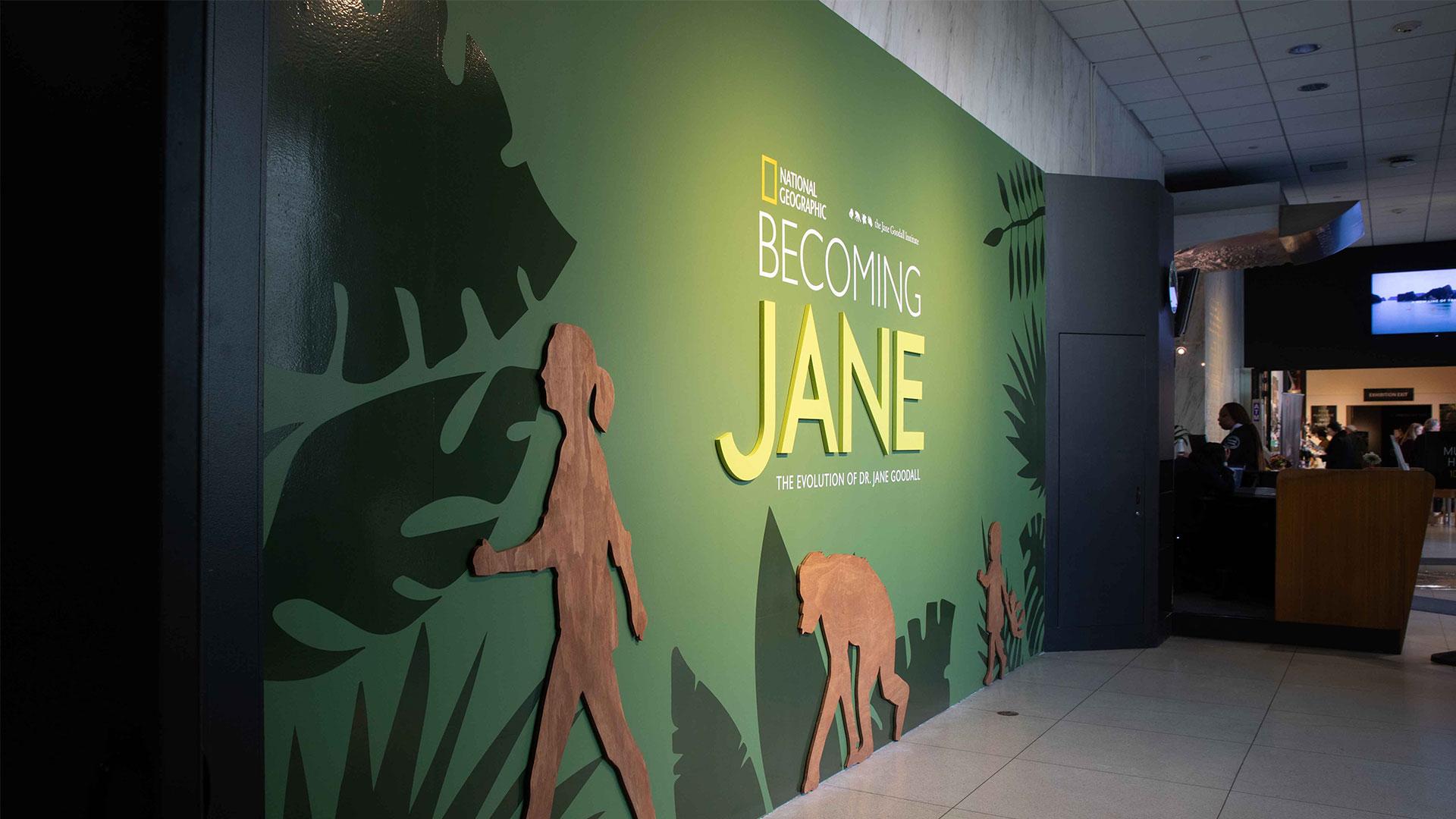 Becoming Jane - Jane Goodall